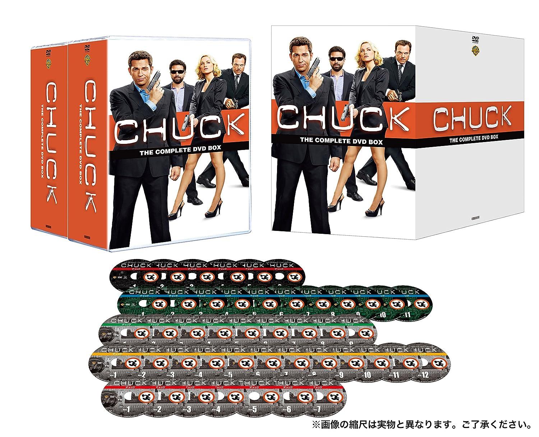 CHUCK/チャック <シーズン1-5> DVD全巻セット(45枚組) B01LTHLE7K