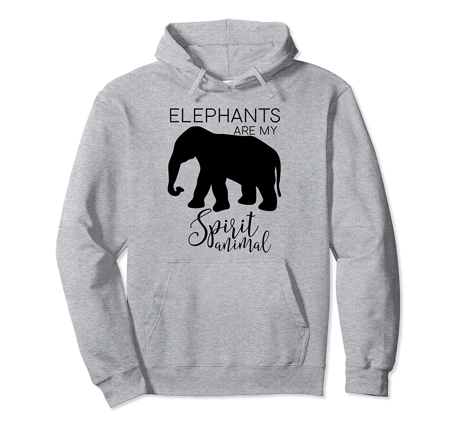 Cute Funny Unique Elephants Lover Gift Hoodie J000399 Alottee Gift