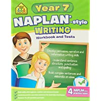 Naplan*-Style Year 7 Writing Workbook And Tests