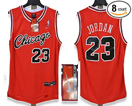 Image Unavailable. Image not available for. Color  Michael Jordan 1984  Chicago Bulls Throwback Jersey 69eb4e1cd