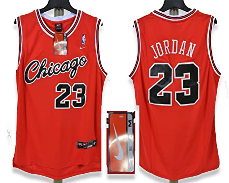 hot sales e6f23 cc19c Amazon.com : Michael Jordan 1984 Chicago Bulls Throwback ...