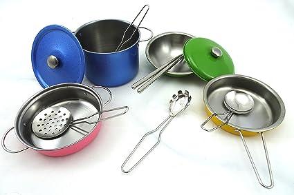 Amazon.com: Ultimate Cocina Utensilios de cocina Play Set ...