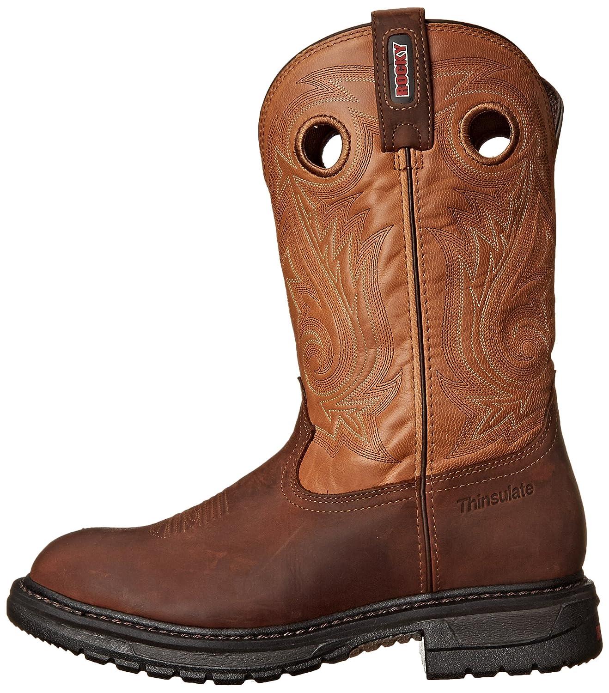ec10951c9ec Rocky Men's 11 Inch Original Ride Western Boot
