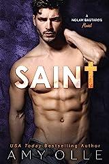 Saint (A Nolan Bastards Novel) Kindle Edition