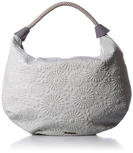 Desigual sac 73x9yn2 avignon caipiriña gris Taille Unique  Amazon.fr   Chaussures et Sacs c840002394bb