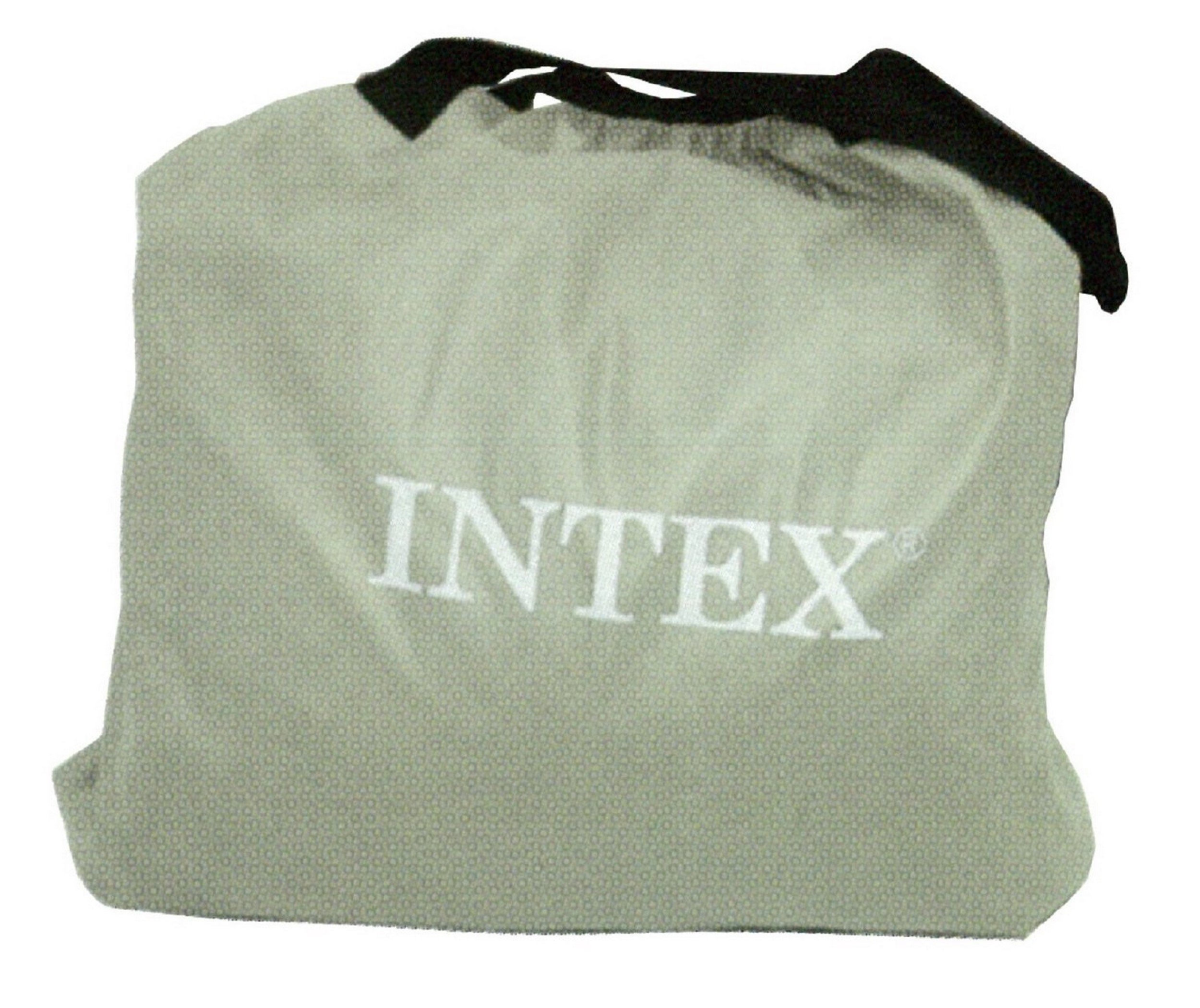 Intex Comfort Plush Elevated Dura-Beam Airbed with Built-in Electric Pump, Bed Height 18'', Twin by Intex (Image #16)