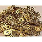 Pkt 12 Countersink Clock Case Accessories 3g x 1//2 Brass Screws