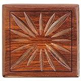 Indian Glance Jewelry Box | Magic Box | Secret
