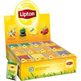 Lipton Premium Tee Collection Box, 180 Stück (12 x 15 Teebeutel)