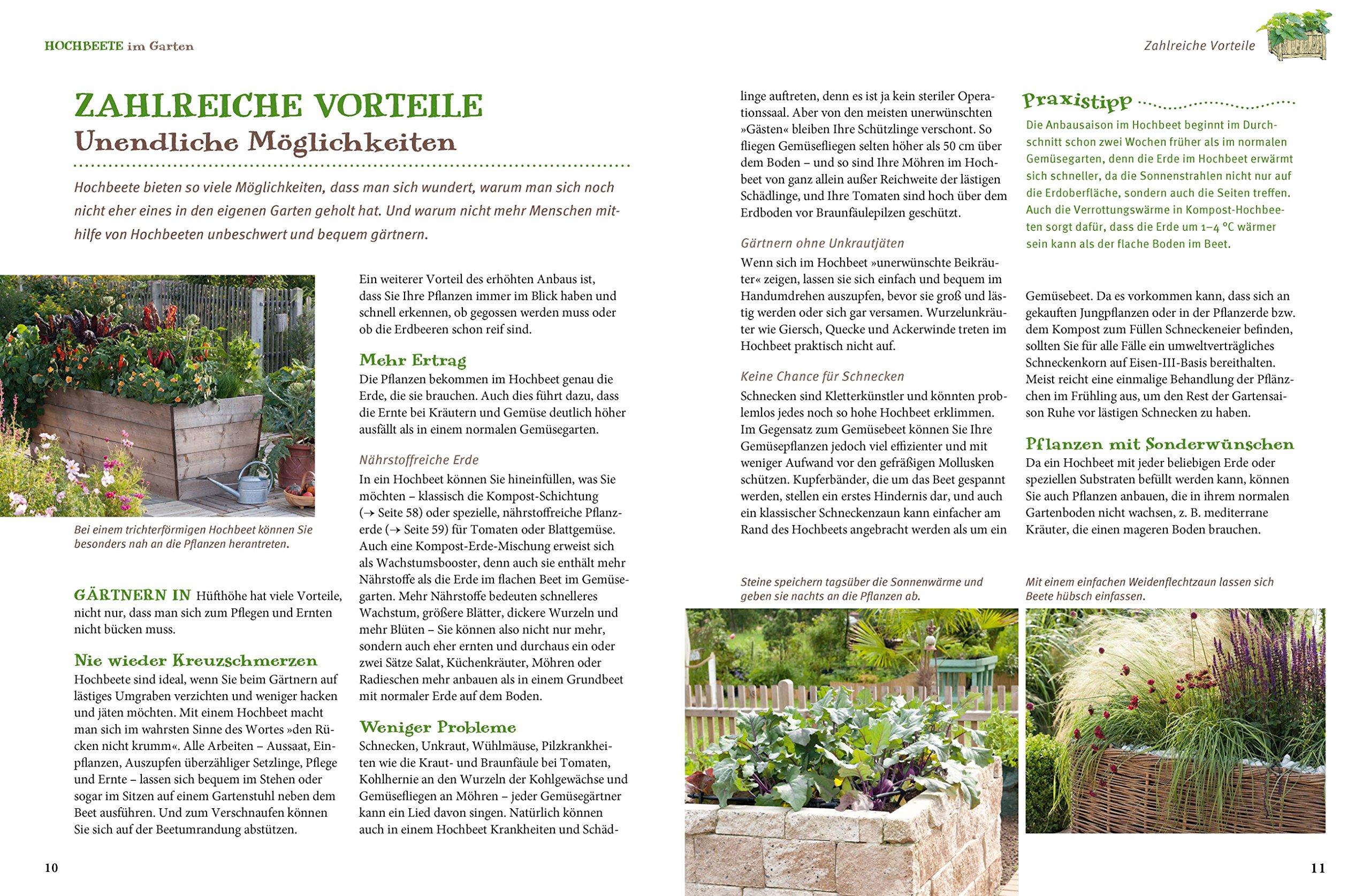 Gärtnern mit dem Hochbeet: So einfach geht\'s: Amazon.co.uk: Folko ...