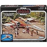 Star Wars The Rise of Skywalker Vintage Caza X-Wing de Poe Dameron