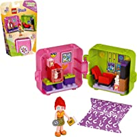 LEGO Friends Mia's Shopping Play Cube 41408 Building Kit, Includes a Collectible Mini-Doll,  Creative Fun, New 2020