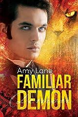 Familiar Demon (Familiar Love Book 2) Kindle Edition