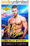 Hero Bear: Small Town Romance (Fate Valley Mysteries Book 1)