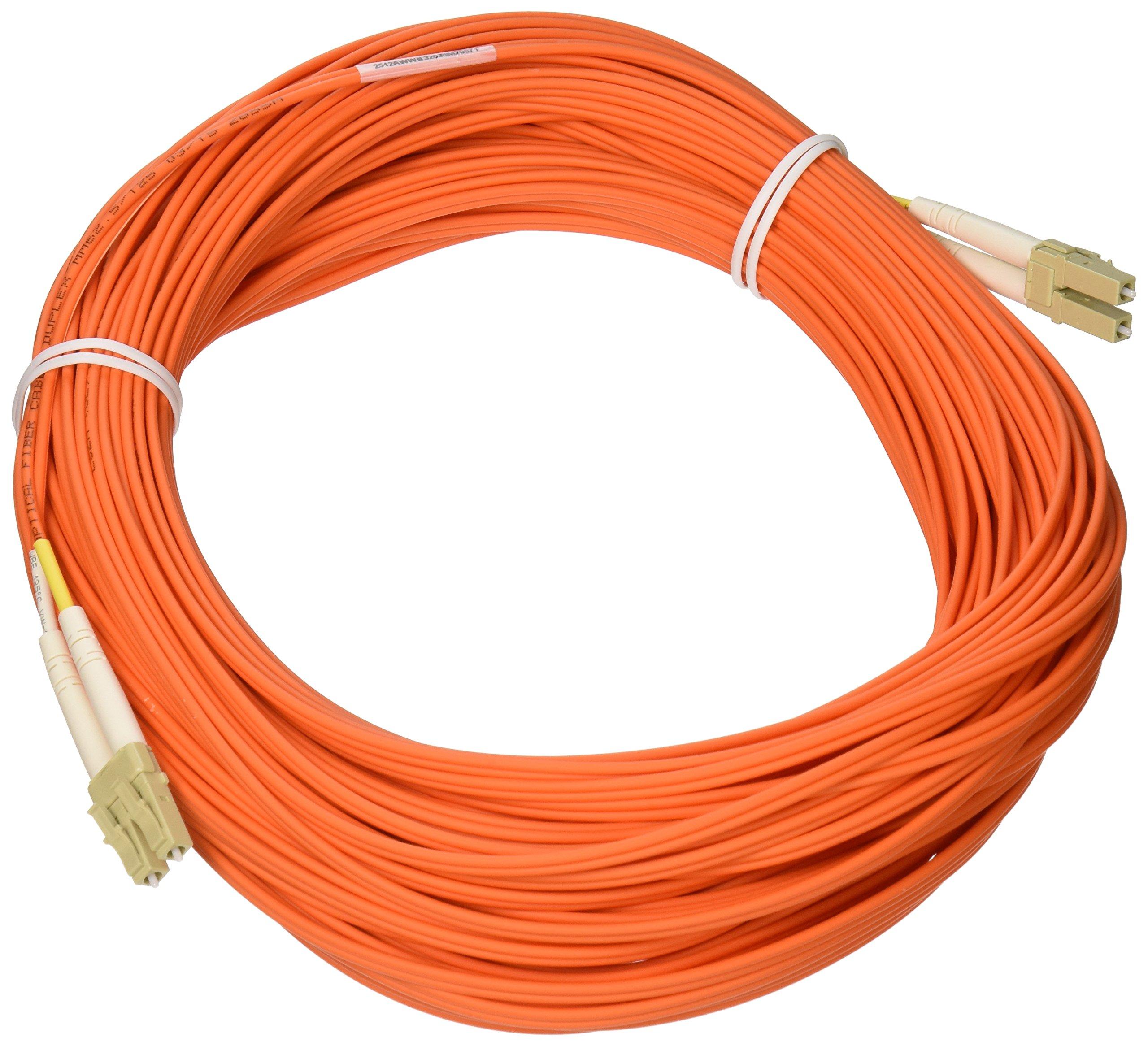 Tripp Lite Duplex Multimode 62.5/125 Fiber Patch Cable (LC/LC), 30M (100-ft.)(N320-30M)
