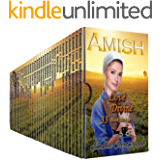 Amish Love Divine Boxset: Bumper Amish Romance  - 33 Book Box Set