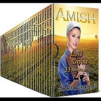 Amish Love Divine Boxset: Bumper Amish Romance - 33 Book Box Set
