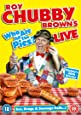 Roy Chubby Brown Live - Who Ate All The Pies? [DVD]