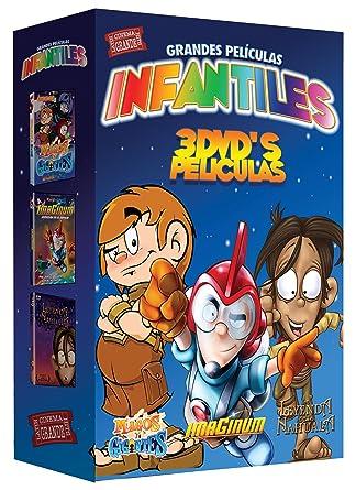 Grandes Peliculas: Infantiles [Reino Unido] [DVD]: Amazon.es: Cine y Series TV