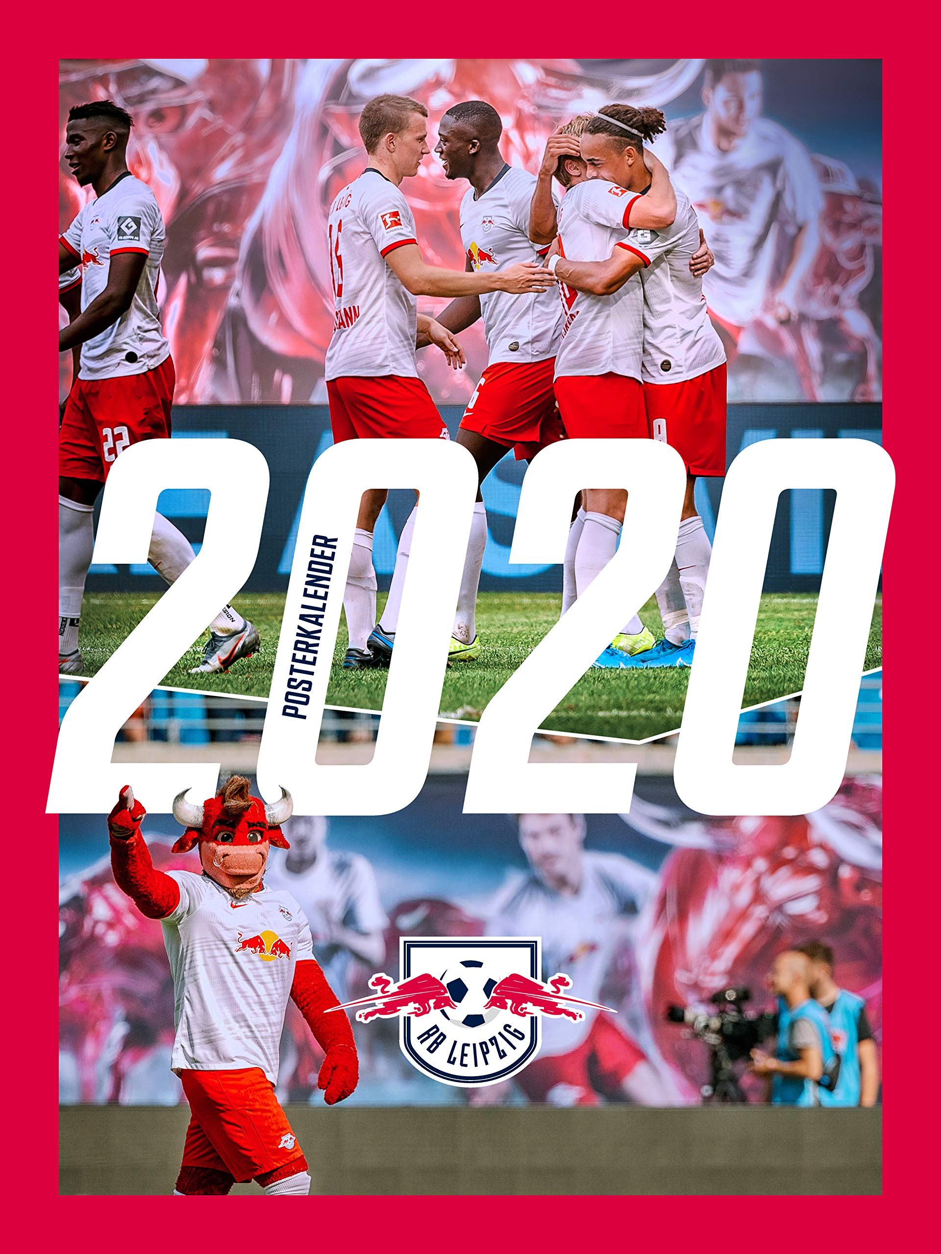 RB Leipzig 2020   Posterkalender XL Kalender 48 X 64 Cm