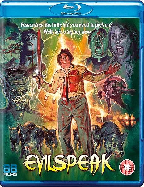 Evilspeak [Blu-ray] [Reino Unido]: Amazon.es