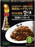 神田カレーグランプリ 日乃屋カレー 和風ビーフカレー お店の中辛 180g×5個
