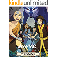 Avatar: The Last Airbender  The Search Comics Book Nickelodeon Avatar (English Edition)