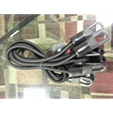 Tower Xpress & 200 Resistance Power Cords Bands Extra Set 35 Pounds Pair Home Gym Workout
