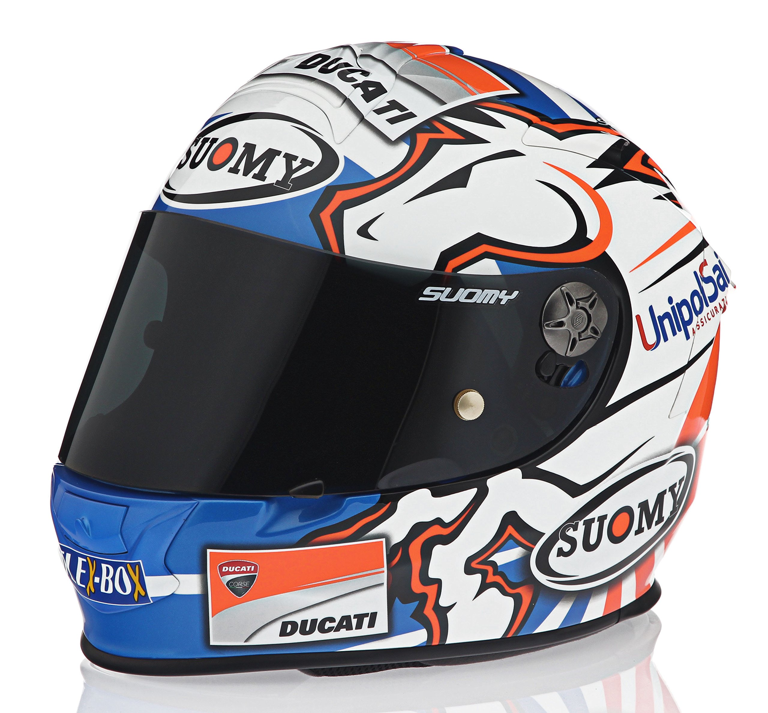 Suomy KTSR0033-MD SR Sport Helmet- DOVI GP DUC Medium by Suomy (Image #1)