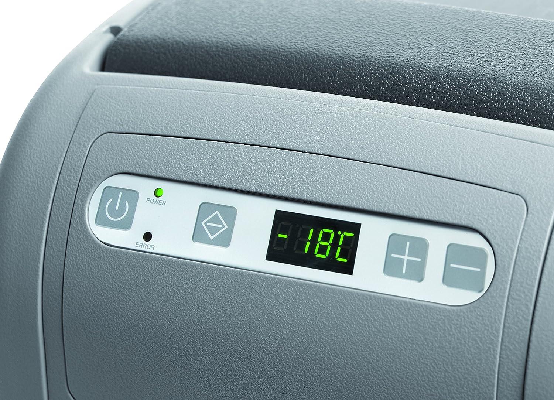 Dometic CoolFreeze CDF 11 conexiones 12 // 24 // 230 V 10,5 litros clasificaci/ón energ/ética A++ capacidad de enfriamiento de +10/ºC a -18/ºC Nevera port/átil de compresor