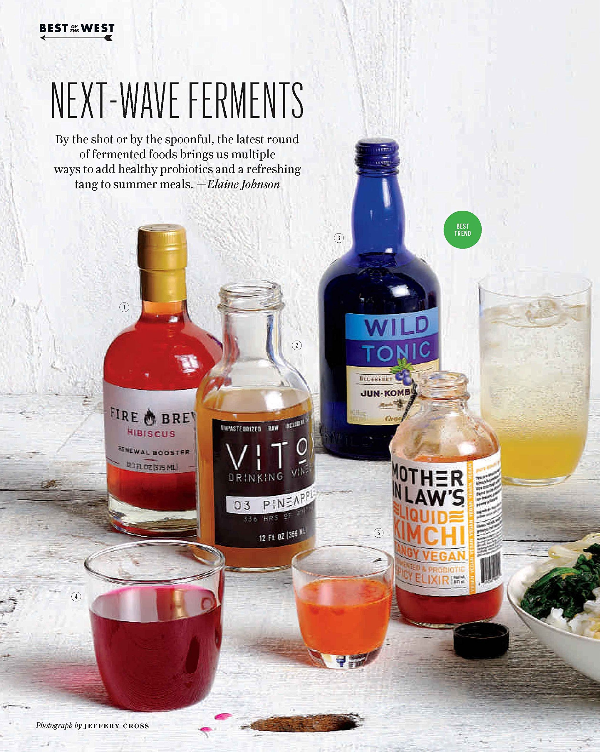 Vitox Drinking Vinegar - Grapefruit - 12OZ by Vitox Drinking Vinegar (Image #5)