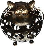 True Whiskers Cat Cork Holder, Metallic