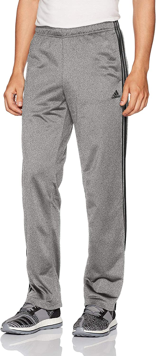 adidas Men's Essential 3 Stripe Regular Fit Tricot Pant