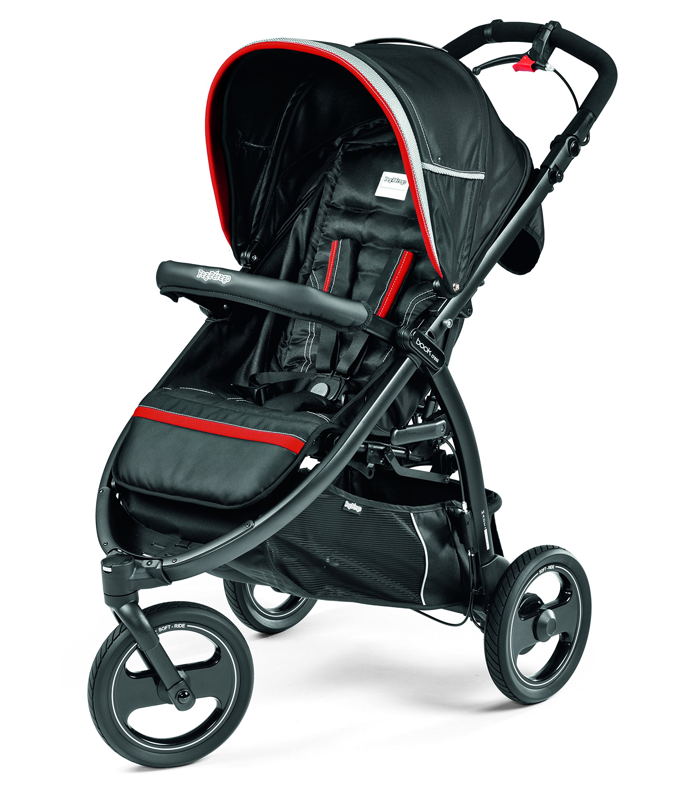 Peg Perego Book Cross Baby Stroller, Synergy by Peg Perego
