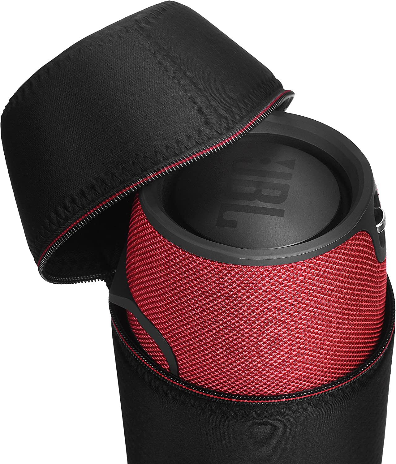 mini charge adaptor pouch Compatible with JBL Xtreme Portable Wireless Bluetooth speaker TXEsign Premium Neoprene Protection Carrying Case Bag with handle