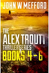 The Alex Troutt Thrillers: Books 4-6 (Redemption Thriller Series Box Set Book 2) Kindle Edition