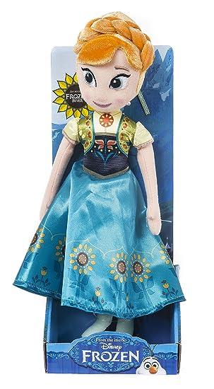 Disney Anna De Fever De Disney PelucheFrozen Anna 8NkZPn0XwO
