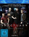 Sanctuary - Staffel 4 [Blu-ray]