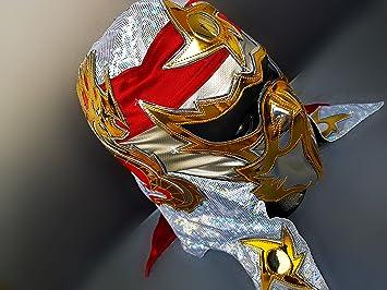 Hayabusa Luchador máscara de lucha libre disfraz de máscara de luchador lucha libre mexicana máscara