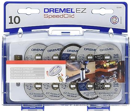 Clic Wire Cut   Dremel 2615s690ja Speed Clic Cutting Kit Amazon Co Uk Diy Tools