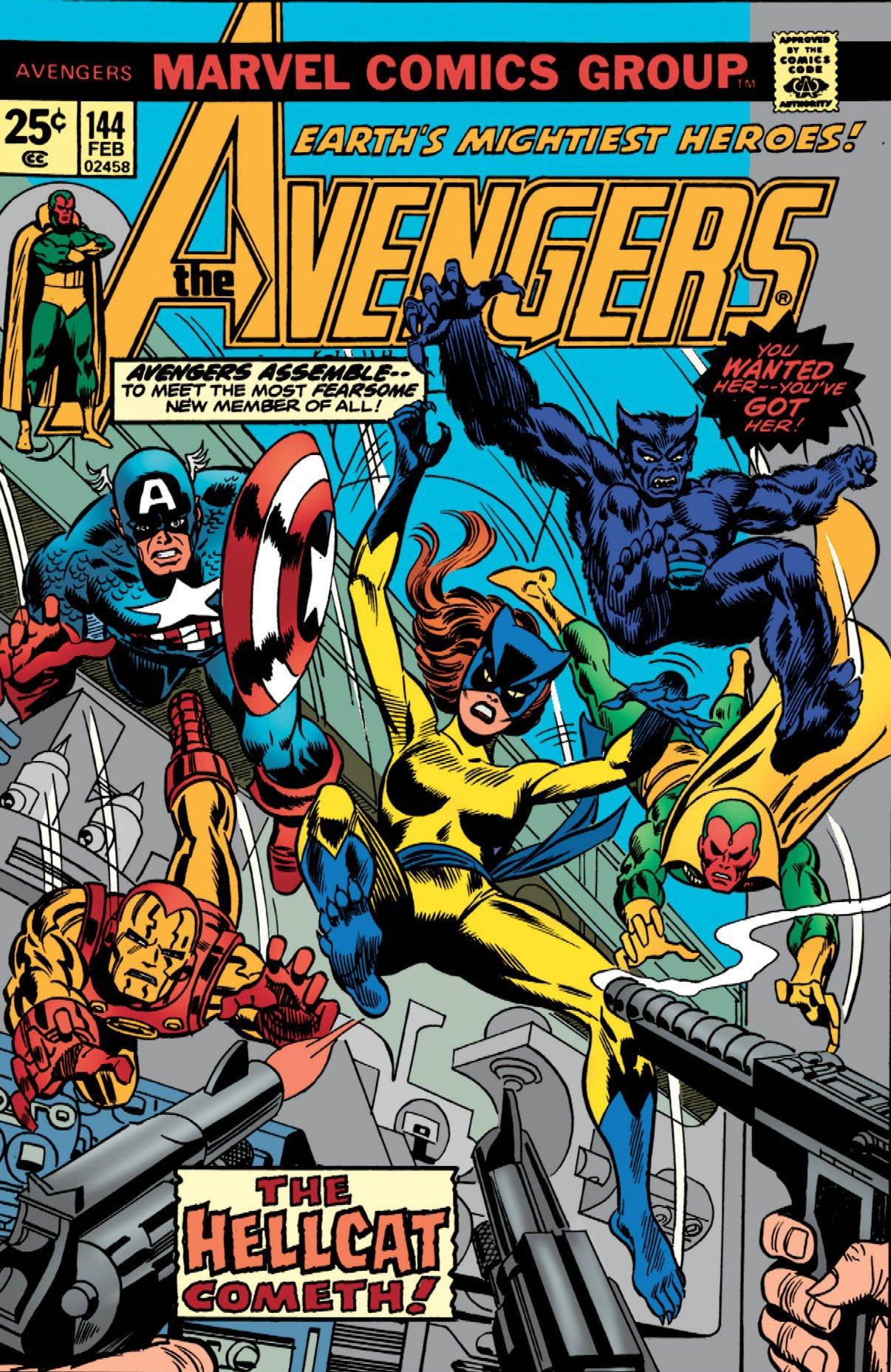 Avengers: The Serpent Crown PDF