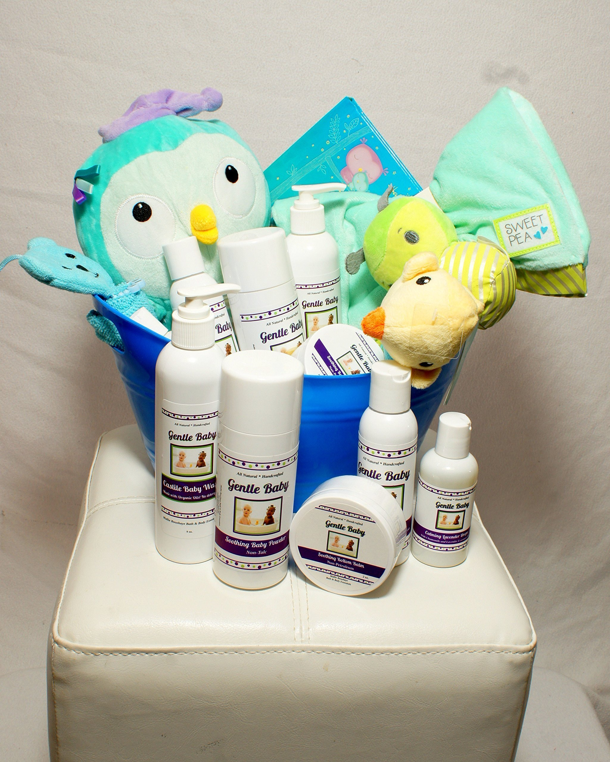 Gentle Baby Bath Collection || Baby Products || Baby Gift Set