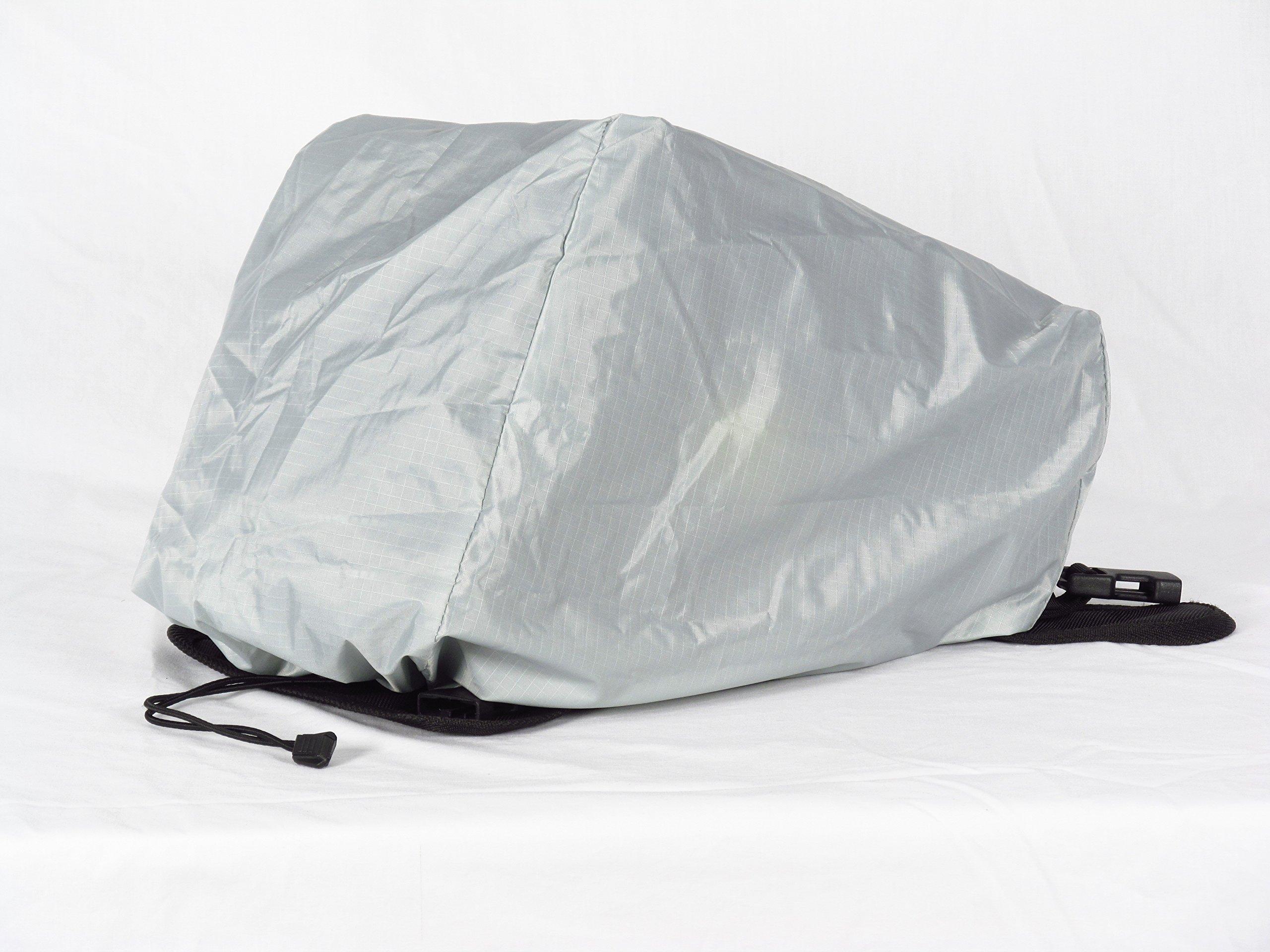 Wolfman LuggageM918 - Rain Cover-Rainer Tank Bag