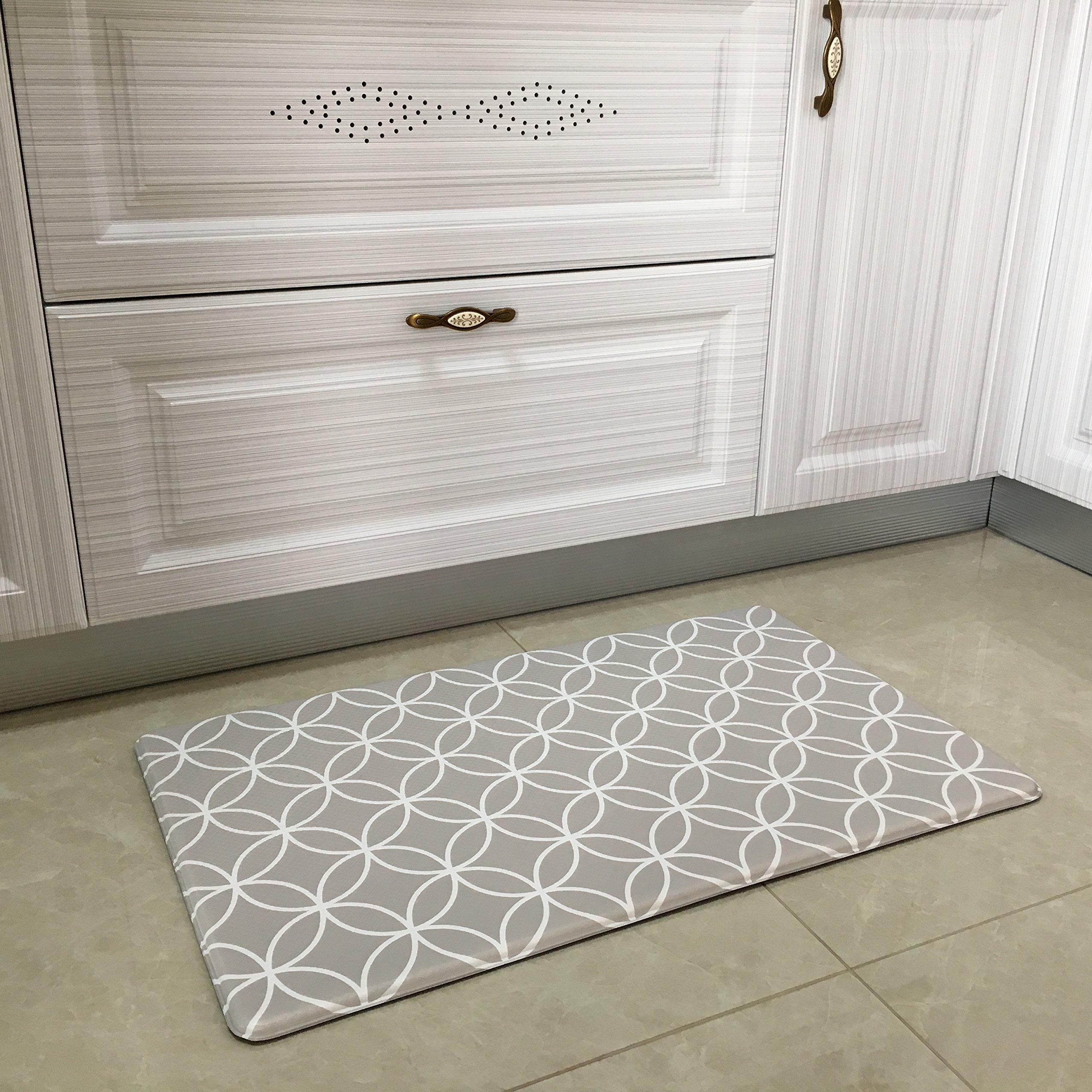 Art3d Premium Kitchen/Office Comfort Standing Mat Comfort Kitchen Rug, 18'' W X 30'' L by Art3d (Image #3)
