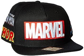7731a5d58ee7d BIOWORLD 190371306761 Marvel Comics Avengers-Omni Snapback Cap Multi ...