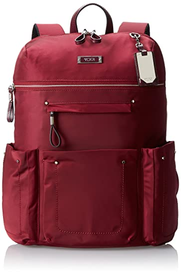 Amazon.com   Tumi Voyageur Calais Backpack, Garnet, One Size   Backpacks 173ddc89f1