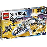 Lego Ninjago 70724 Ninjacopter Toy (Blue)