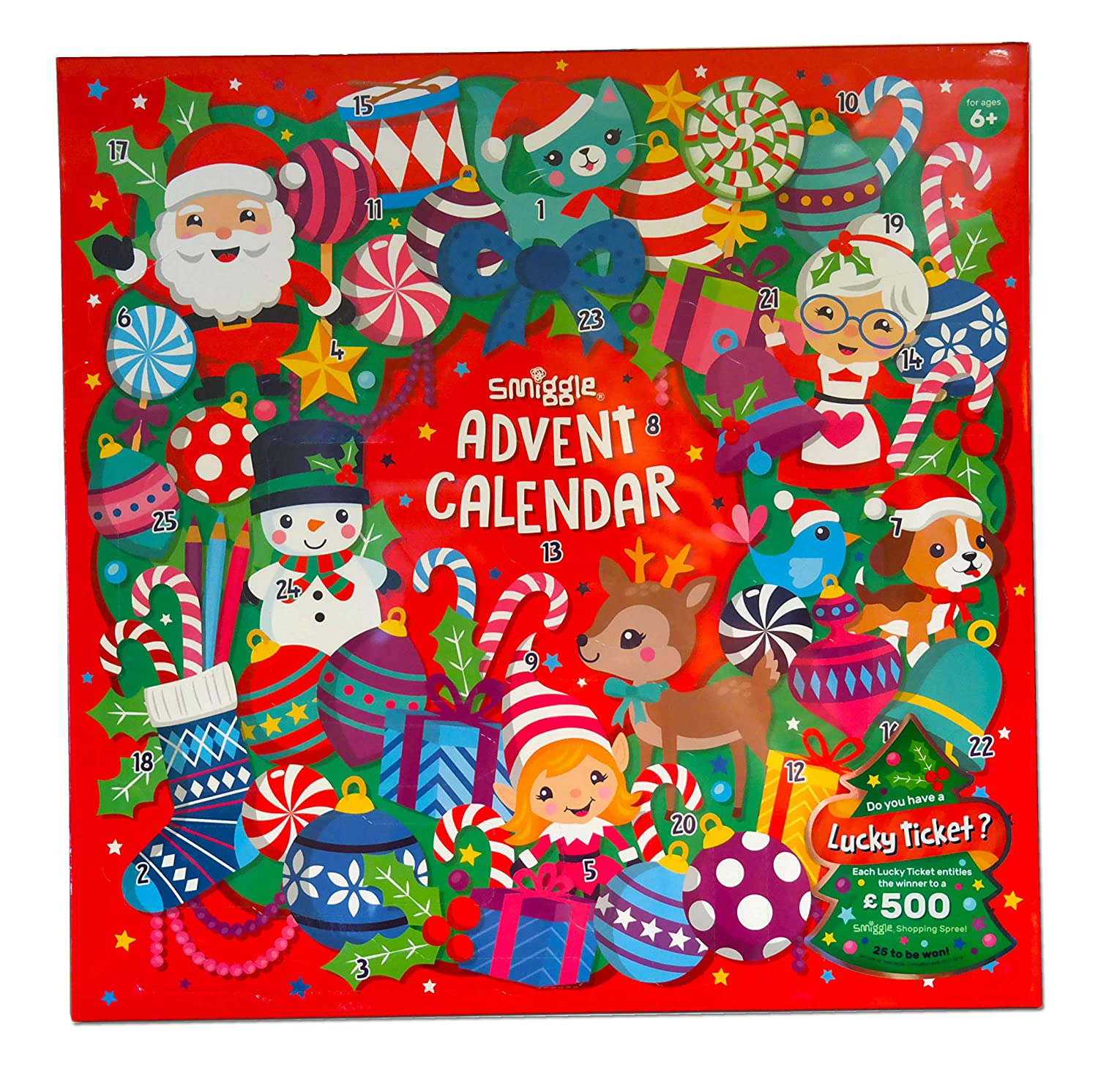 Smiggle The Advent Calendar 2018