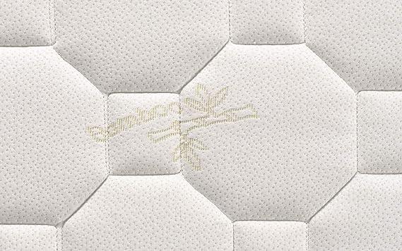 MATRIS-Colchón Viscoelastico Bamboo Premium Confort 80x180: Amazon.es: Hogar