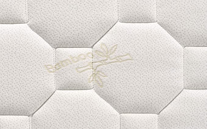 MATRIS-Colchón Viscoelastico Bamboo Premium Confort 80x190: Amazon.es: Hogar